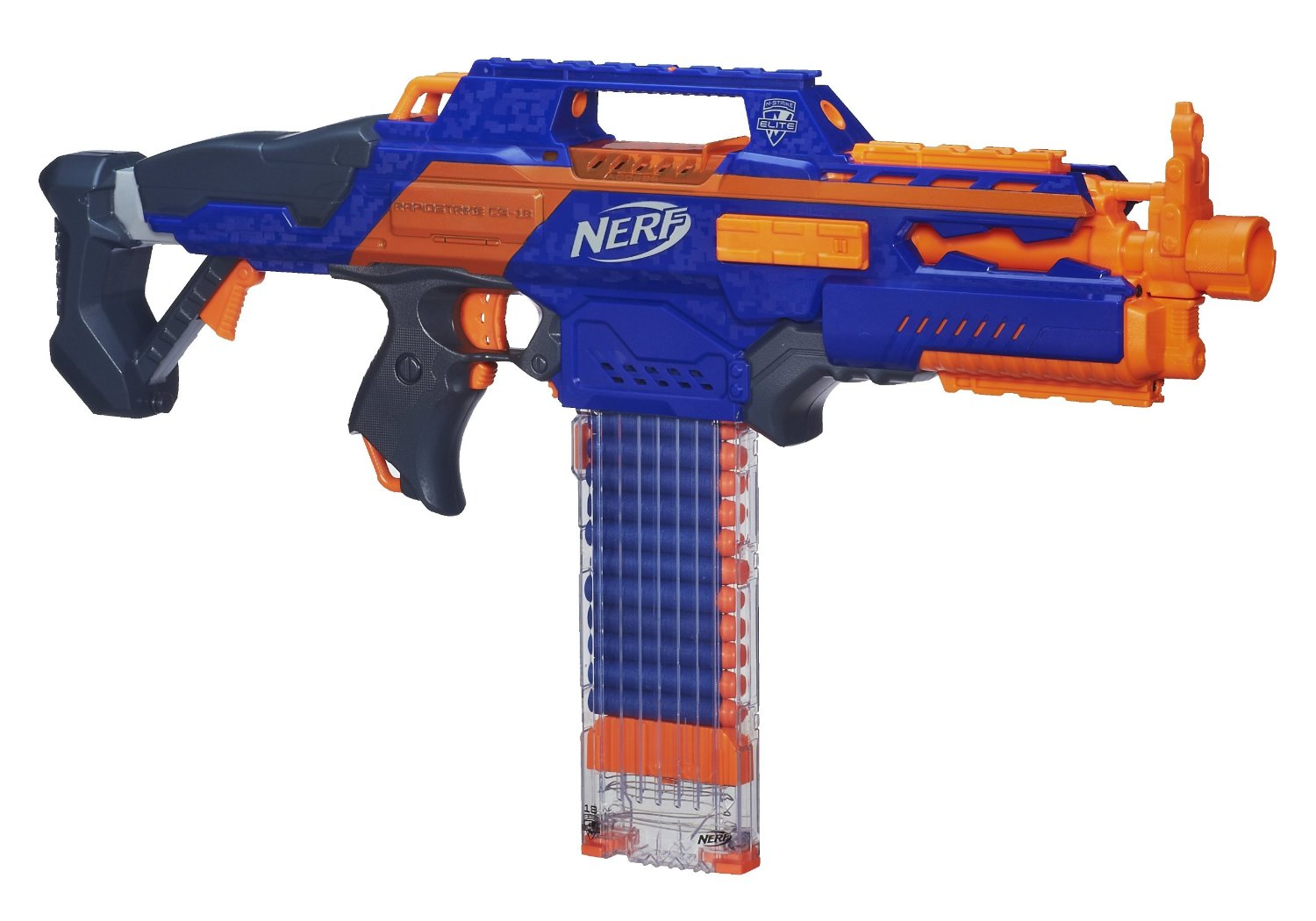 Nerf Strike Elite Rapidstrike CS-18